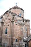 Armeński kościelny Achdamar w Anatolia †'Van, Turcja Zdjęcie Royalty Free