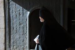 Armeński ortodoksyjny ksiądz zdjęcia royalty free
