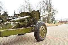 Arme à feu antichar de la deuxième guerre mondiale Photos stock