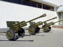 Arme à feu antichar soviétique Photo stock