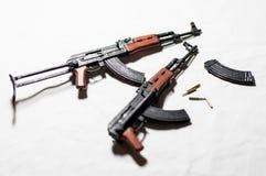 1/6 arme à feu d'échelle Photos stock