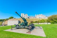 Arme à feu d'artillerie Image libre de droits
