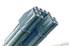 Arme à feu d'artillerie de fragment photo libre de droits