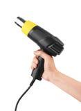 Arme à feu de chaleur disponible Image libre de droits