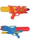 Arme à feu de jet d'eau Photo stock
