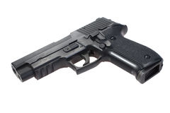 Arme à feu de main de Sig la Sûre Photographie stock