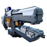 Arme à feu fantastique illustration de vecteur