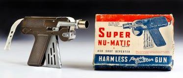 Arme à feu superbe de chapeau du NU Matic Images libres de droits
