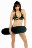 Armée de bikini Images stock