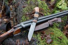 Arme de chasse Photos libres de droits