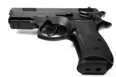 Arme à feu de main Photo libre de droits