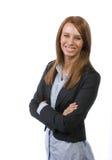 arme la femme d'affaires photo libre de droits