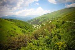 Armeńska natura Obraz Royalty Free