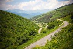 Armeńska natura Zdjęcia Royalty Free