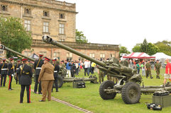 Armed forces day Stock Images