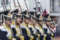 Armed Forces Day in Poland. Stock Photo
