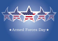 Armed Forces Day Vector Stock Photos