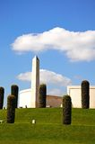 Armed Forces Memorial, Alrewas. Stock Images