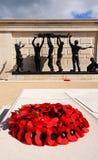 Armed Forces Memorial, Alrewas. Stock Photos