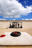 Armed Forces Memorial, Alrewas. Royalty Free Stock Images