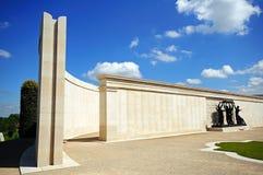 Armed Forces Memorial, Alrewas. Stock Image