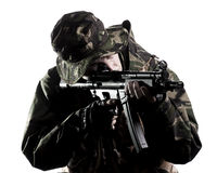 Armed forces Royalty Free Stock Images