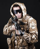 Armed forces Royalty Free Stock Photos