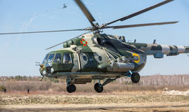 Armed forces of Ukraine Stock Photography