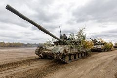 Armed Forces of Ukraine Stock Image