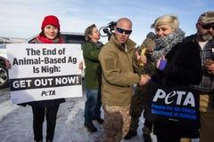 Oregon Armed Militia Standoff - Malheur Wildlife Refuge Royalty Free Stock Photography