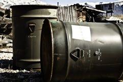 Armee-Überschuss Stockfotografie
