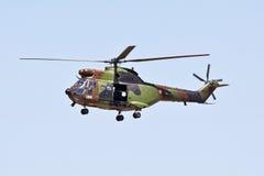 Armee de Terre SA-330B Puma Royalty Free Stock Images