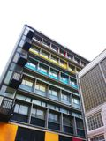 Armee du salut, Le Corbusier fotografia stock