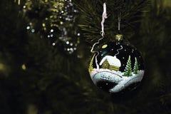 Armee-kakifarbiges Weihnachten Lizenzfreies Stockfoto
