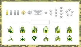 Armee-Klassen Stockfotografie