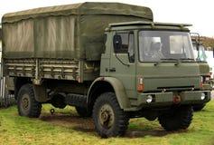 Armee-LKW stockfotos