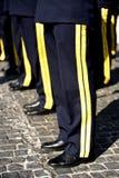 Armee-Orchester Lizenzfreie Stockfotografie