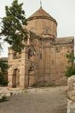 Armeense de Kathedraalkerk van het Aktamareiland stock afbeelding