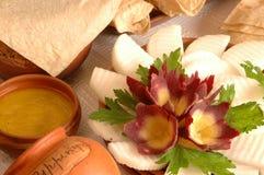 Armeense groenten in het zuur Stock Foto's