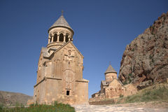 Armeense kerk Royalty-vrije Stock Afbeelding