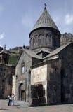 Armeense kerk stock foto