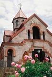 Armeense kerk. Royalty-vrije Stock Afbeeldingen