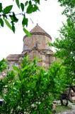 """Armeense kerk Achdamar in Bestelwagen van Anatolië †de """", Turkije Royalty-vrije Stock Foto's"""