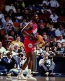 Armen Gilliam Philadelphia 76ers Royaltyfria Bilder