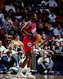 Armen Gilliam, Philadelphia 76ers Royalty Free Stock Images
