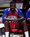 Armen Gilliam, Philadelphia 76ers Stock Photo