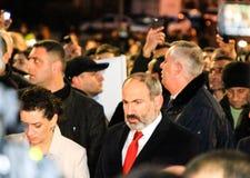 Armenië 1 Maart stock foto