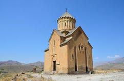 Armenië, de kerk Surb Astvatsatsin in Areny-dorp, 1321 jaar royalty-vrije stock afbeelding