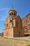 Armenië, oud klooster Noravank stock afbeelding
