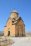 Armenië, oude kerk in Areni-dorp, eeuw 13 royalty-vrije stock foto
